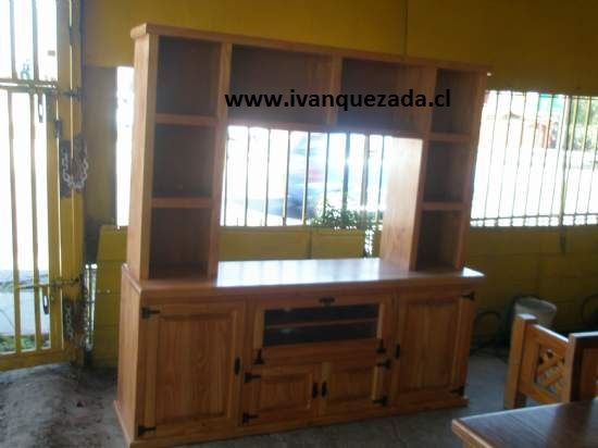 rack tv alacena - Buscar con Google | Muebles | Pinterest | Alacena ...