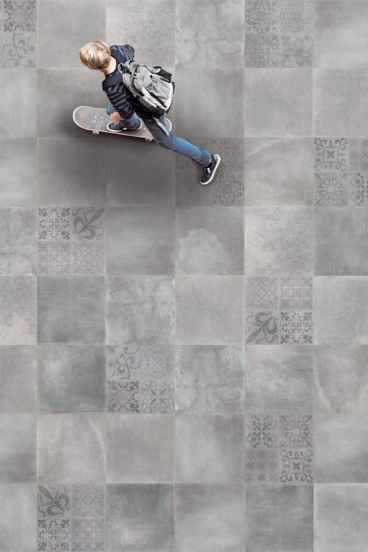 Keraben Priorat Bodenfliese Cemento 30x60 Cm Fliesen Wohnzimmer Landhaus Fliesen Badezimmer Fliesen