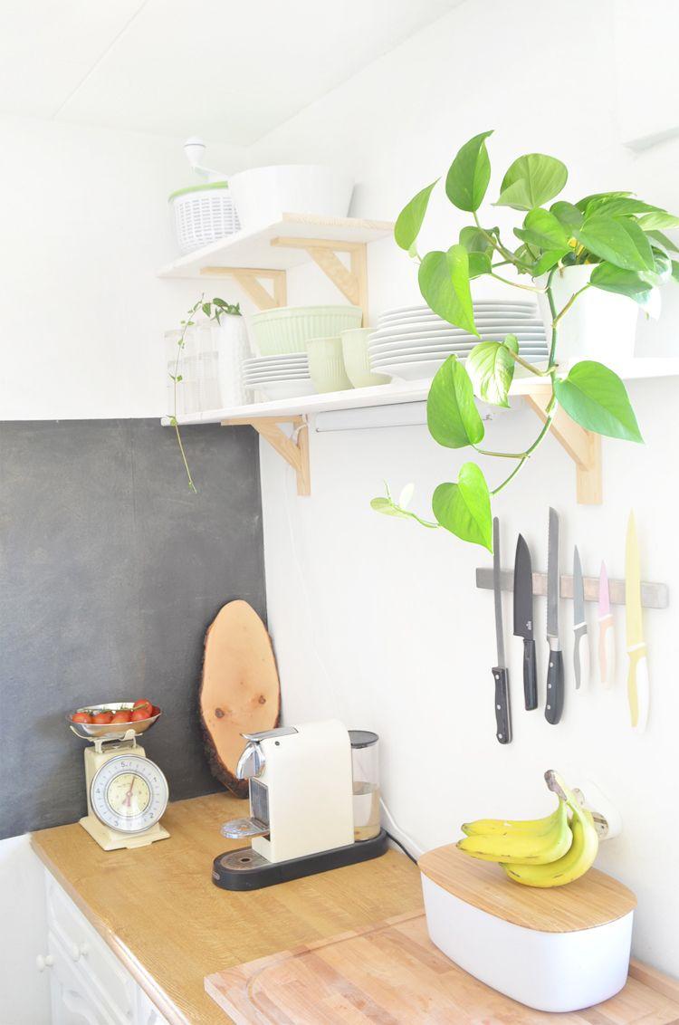 Makeover: Küche verschönern Vorher-Nachher (Teil 2 | Küchen Ideen ...