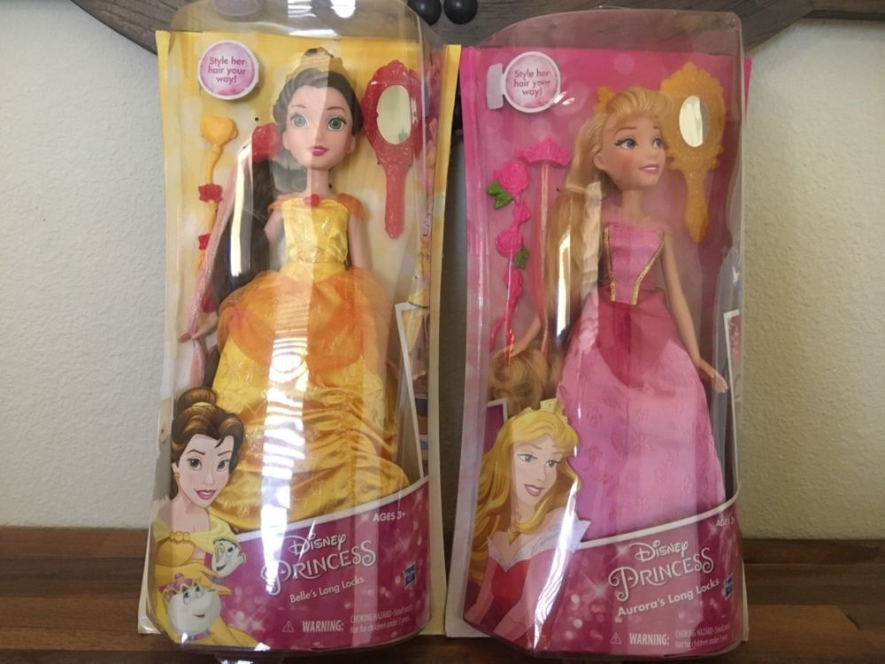 Disney Princess Long Locks Aurora