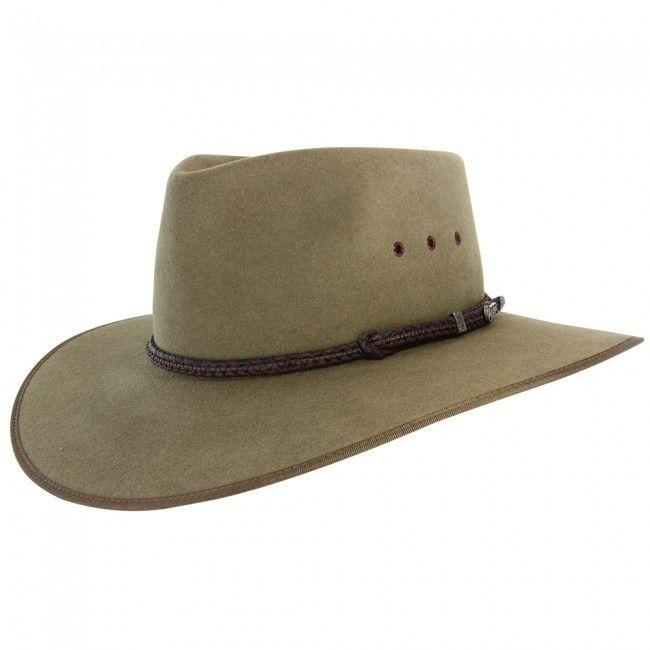 Santone Fawn Akubra Cattleman Hat
