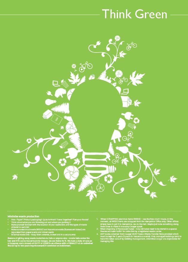 environment responsibility essay