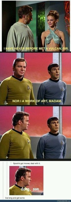 12 Star Trek Tumblr Posts More Fun Than A Vulcan Nerve Pinch http://ift.tt/2li2adK