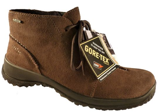 nuovo stile dc6ab 37a14 Goretex low boots for women, by Legero - Gore Tex shoes ...