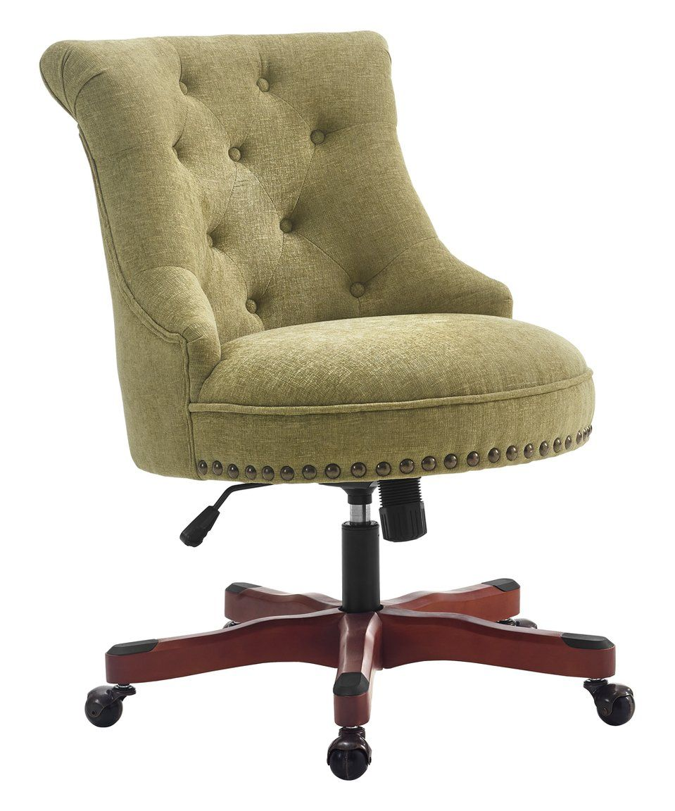 Take A Look At This Green Sinclair Office Chair Today