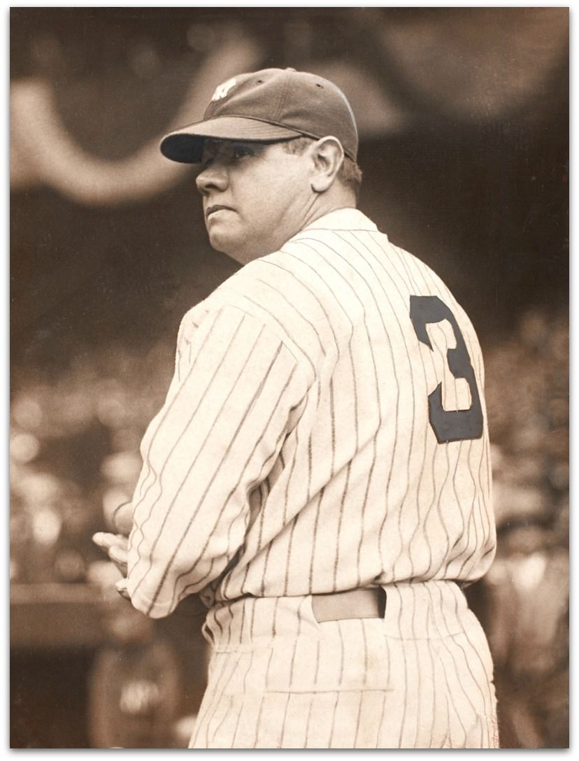 Origins Of The Baseball Uniform Number Ny Yankees