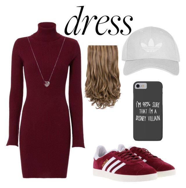 """""""simple enough"""" by kayla583 ❤ liked on Polyvore featuring Autumn Cashmere, adidas, Topshop, Links of London and Disney"""