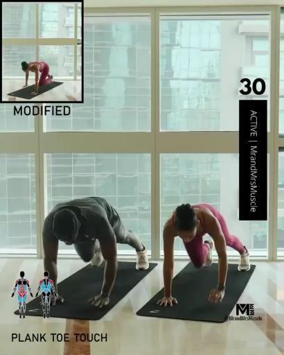 Slimming Workout challenge