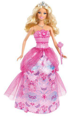 barbie princess fantasy dress up doll coupon games information