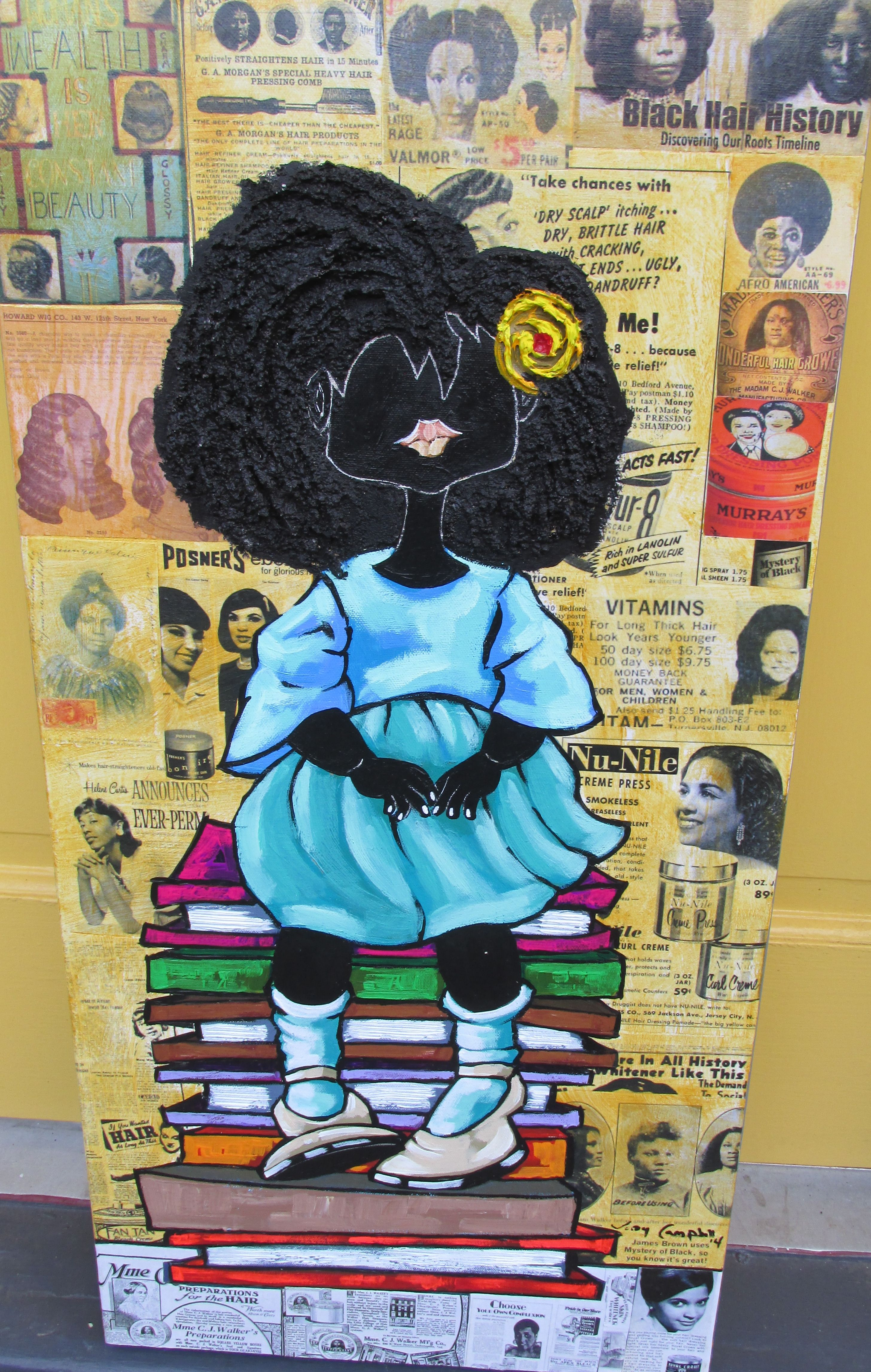 I love her... African american art, Lovers art, Black art