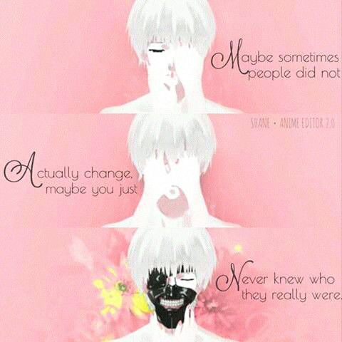 Tokyo Ghoul | Anime Quotes | Pinterest | Tokyo ghoul, Tokyo and Anime