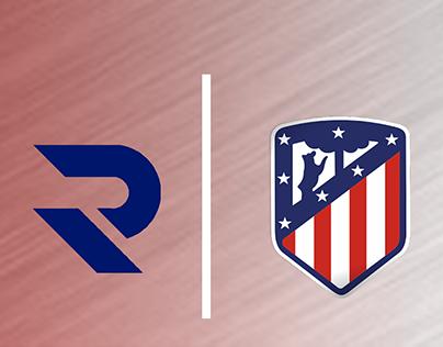 """Check out new work on my @Behance portfolio: """"Atlético de Madrid - Ribeiro Design"""" http://be.net/gallery/51439179/Atltico-de-Madrid-Ribeiro-Design"""