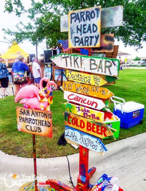 jimmy buffett frisco tailgate sharking lot party cool parrot rh pinterest com jimmy buffet party recipes jimmy buffet party invite