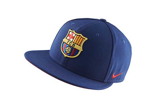 Nike Barcelona Core Cap - Blue and Red  630c726dfc4