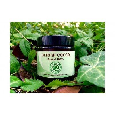 Olio di Cocco Biologico da 100 ml