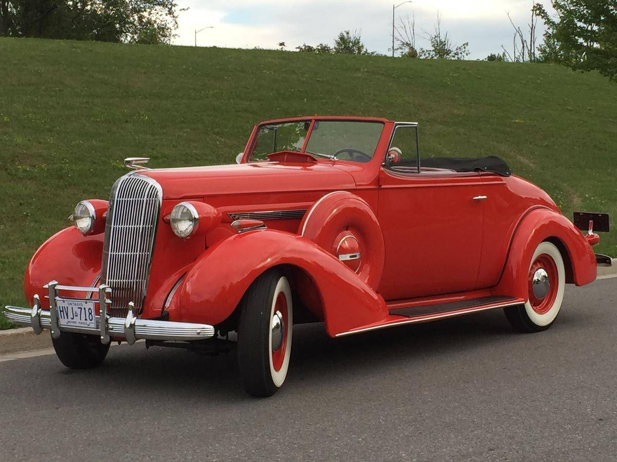 1936 Buick 46C Special Convertable Coupe...outrageous ...