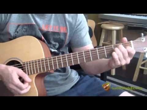 America - Sister Golden Hair - Guitar Lesson (Chords, Strumming ...