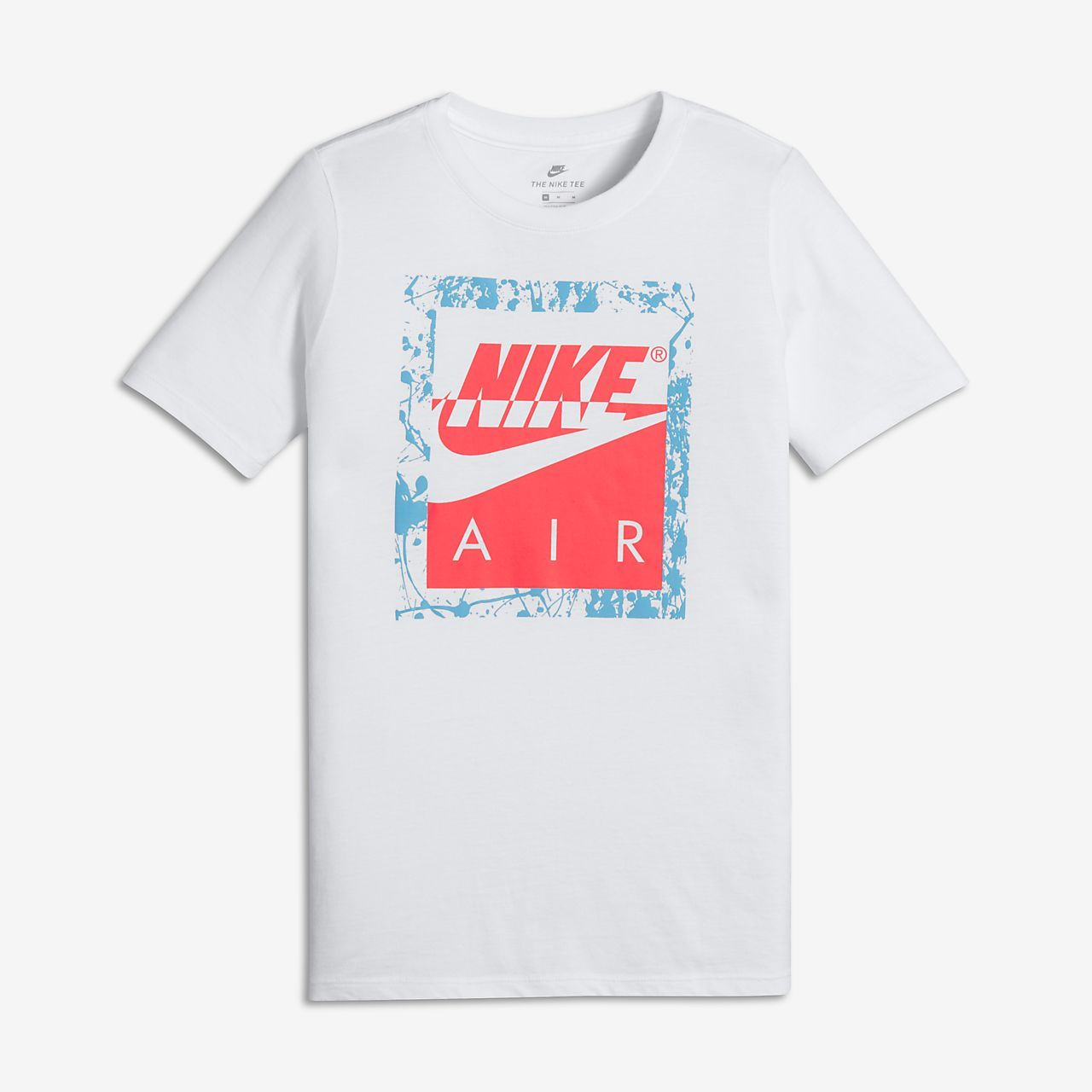 165a345b Nike Sportswear Older Kids' (Boys') T-Shirt | What i want when I'm ...