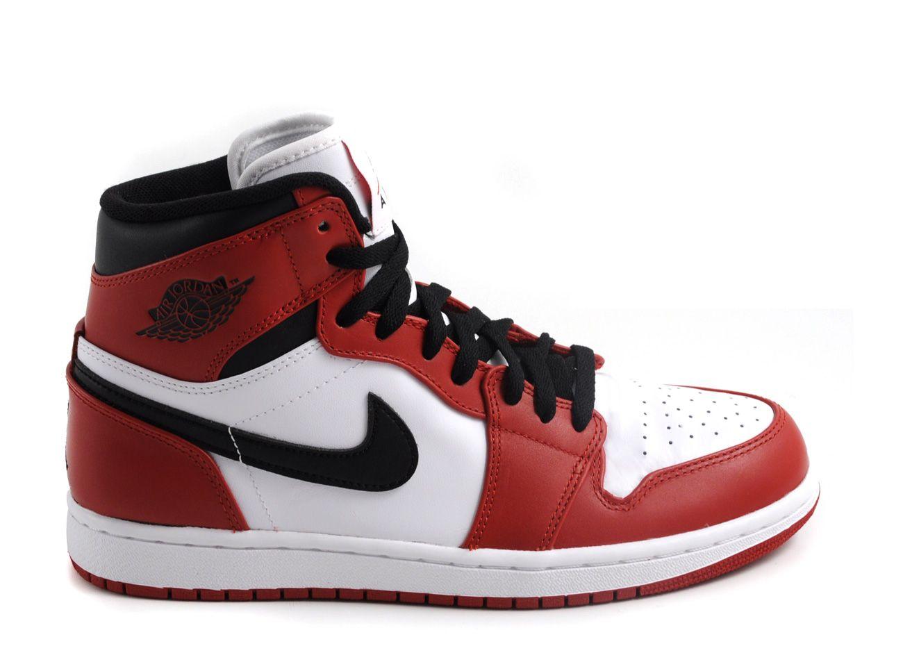 Air Nike Jordan Rouge