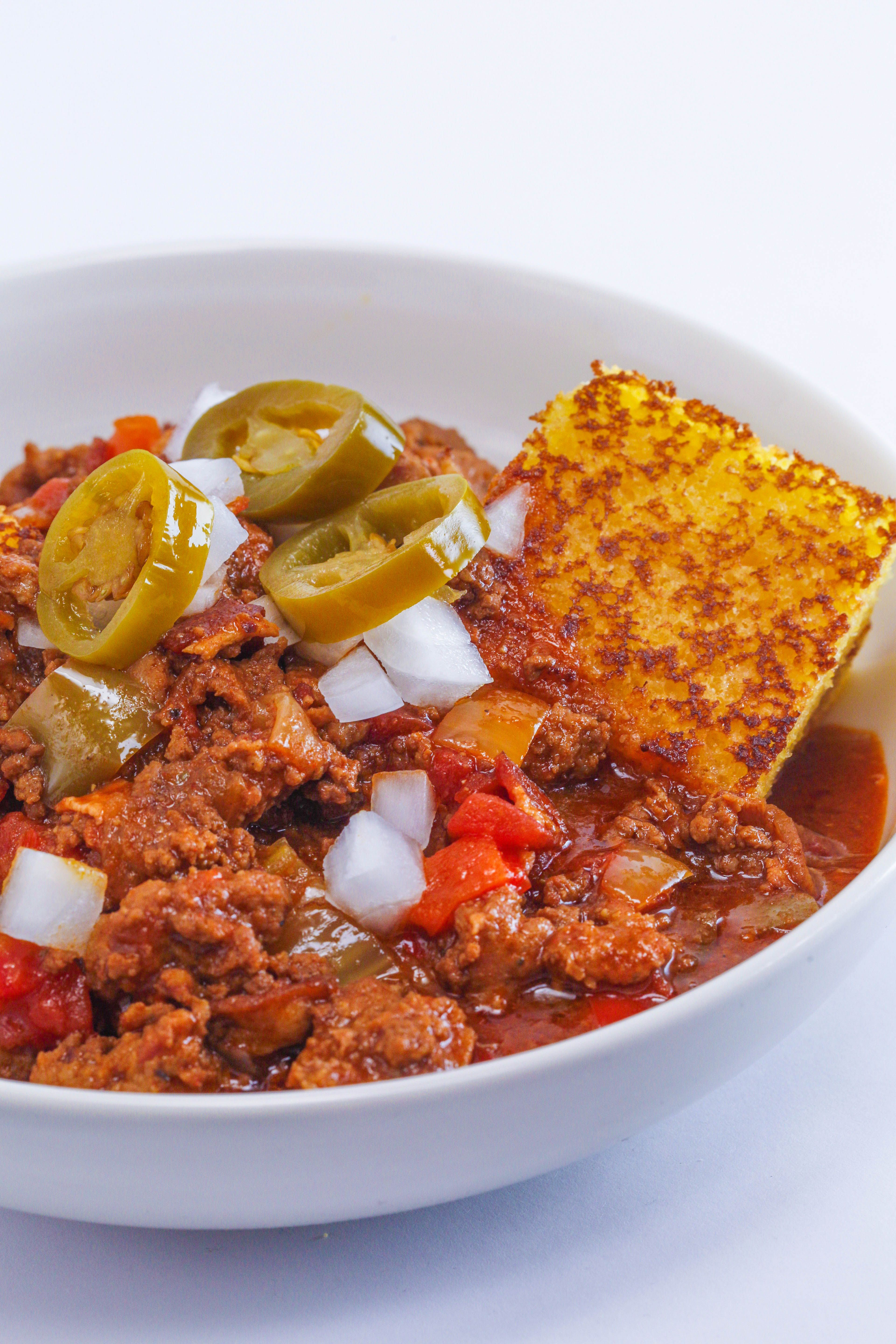 Rachael Ray S Serious Three Meat Chili Meat Chili Three Meat Chili Three Meat