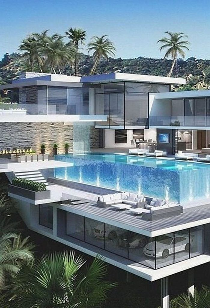 Elegant And Cozy Home Desain Ideas 02 Mansions My Dream