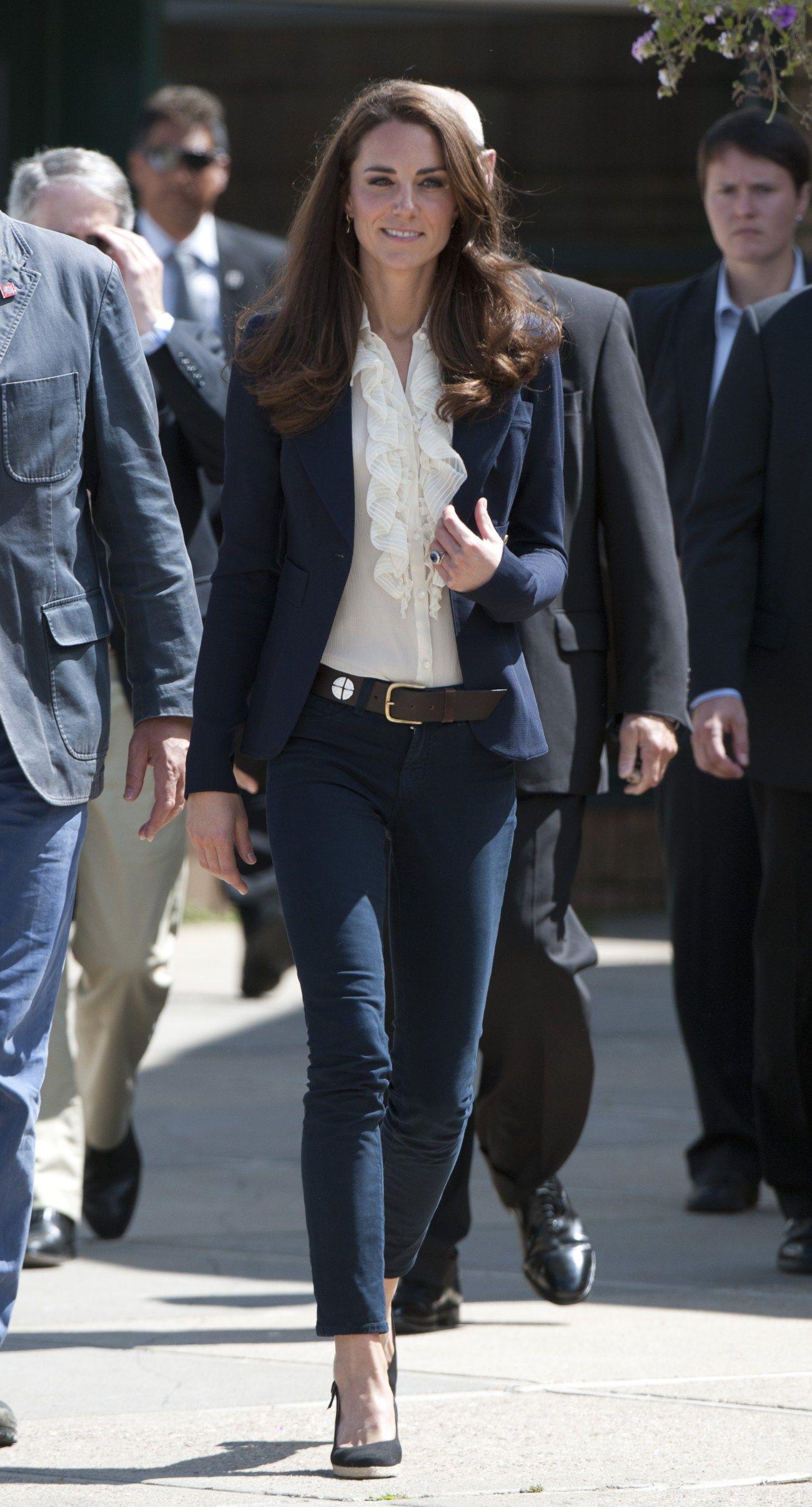 Kate Middleton classic style type quiz | Moda elegante