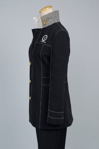 Shin Megami Tensei Persona 4 P4 School Boy Uniform Cosplay Costume >>> Click image for more details.