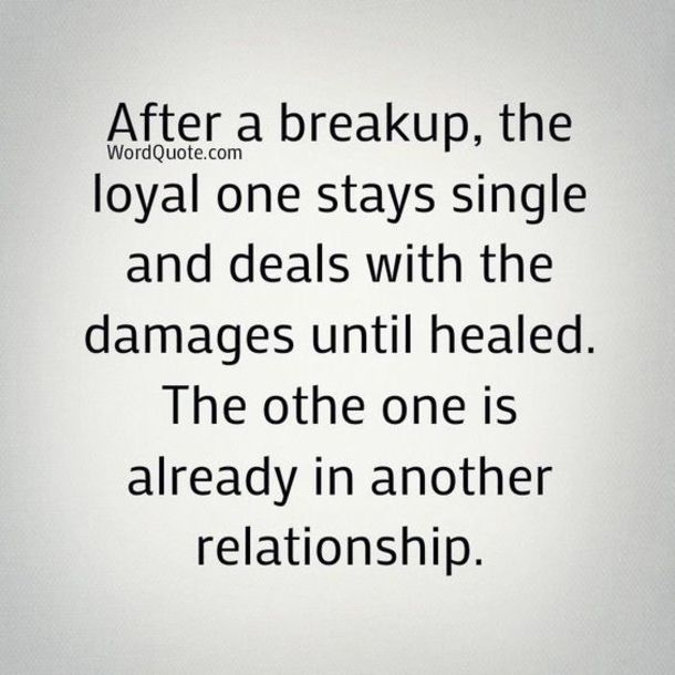 10 Quotes About Moving On After A Breakup