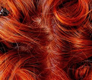 auburn over gray- good instructions w/ pics | Henna Hair | Dyed hair ...