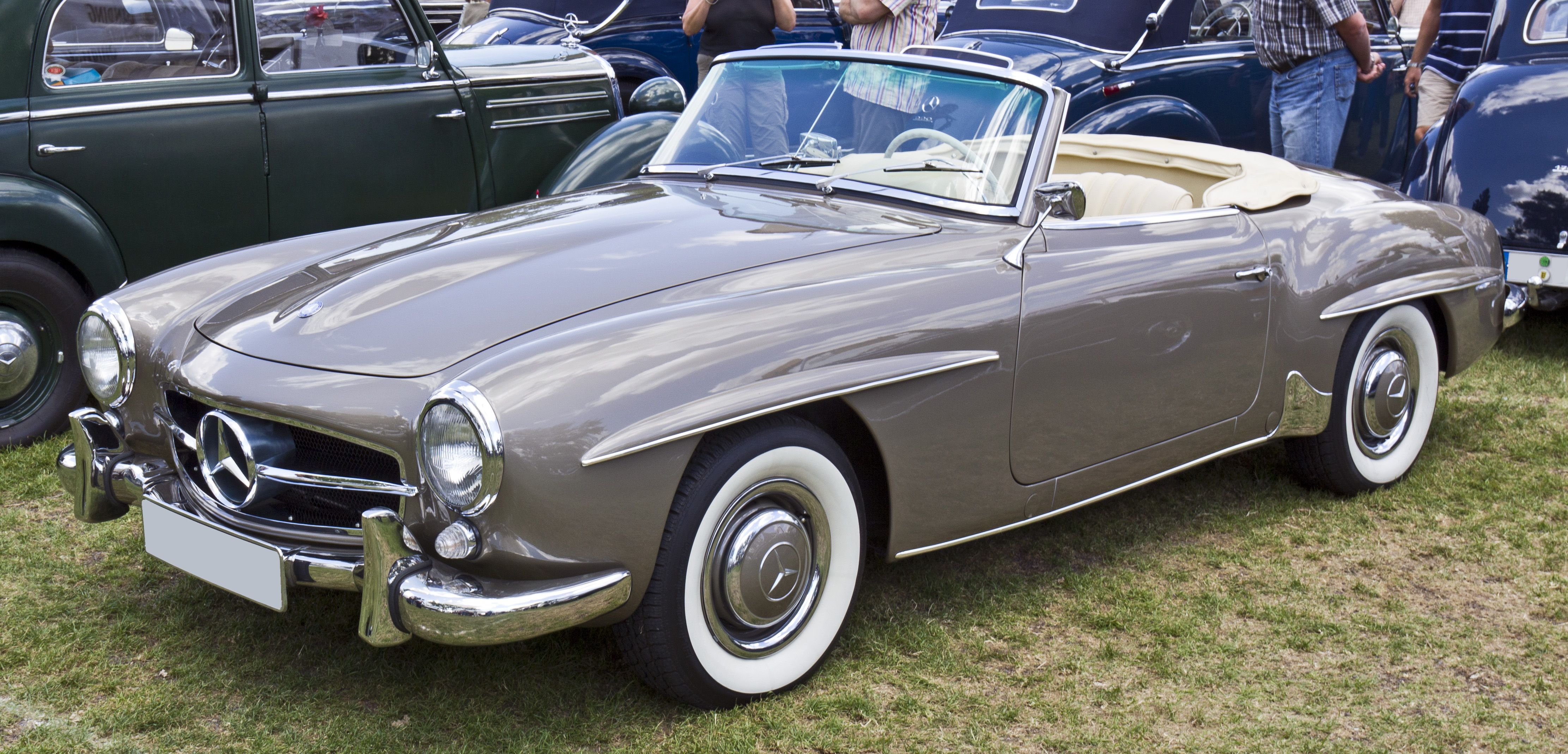 1957 mercedes benz 190sl roadster classic cars drive for 1957 mercedes benz