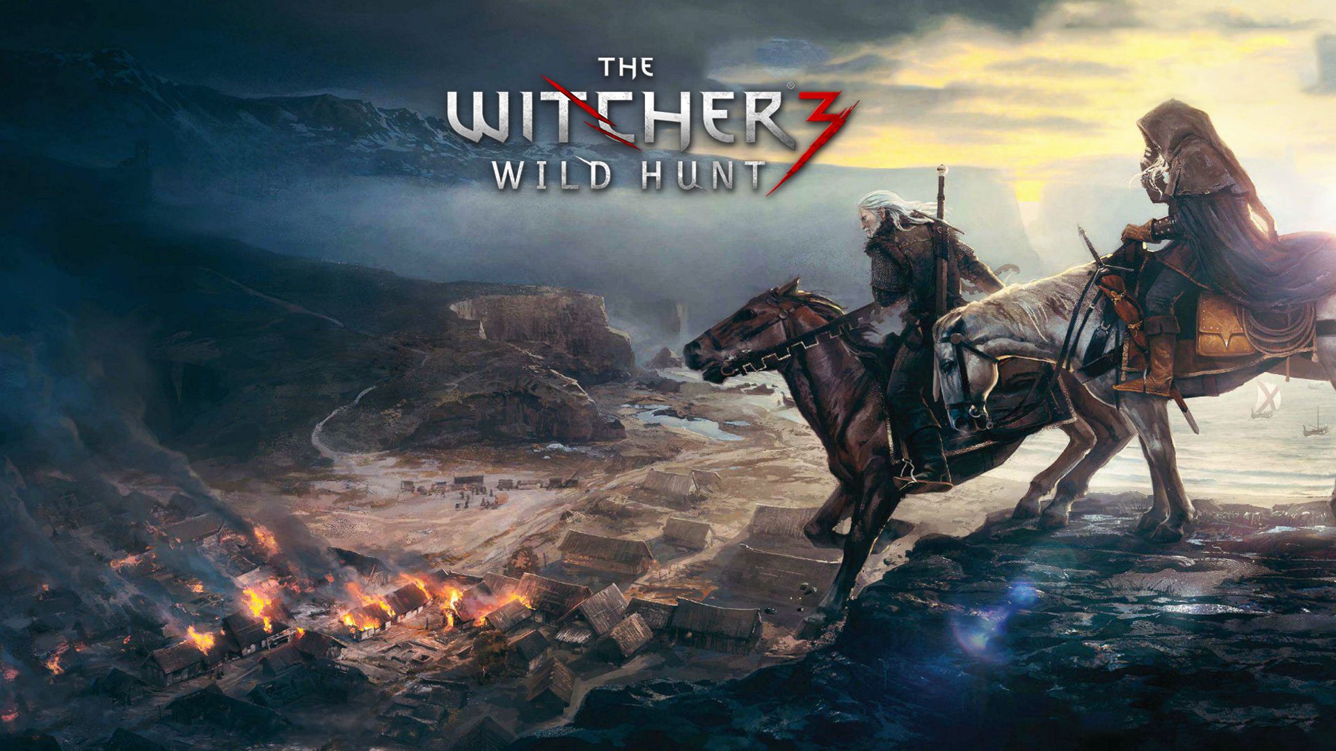 The Witcher 3 Wild Hunt Wallpaper 1080p Wallpaper The Witcher