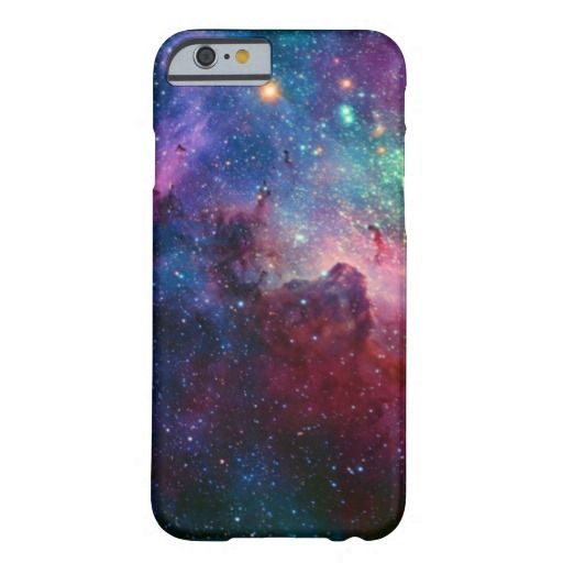 Nebula Galaxy Stars iPhone 6 case