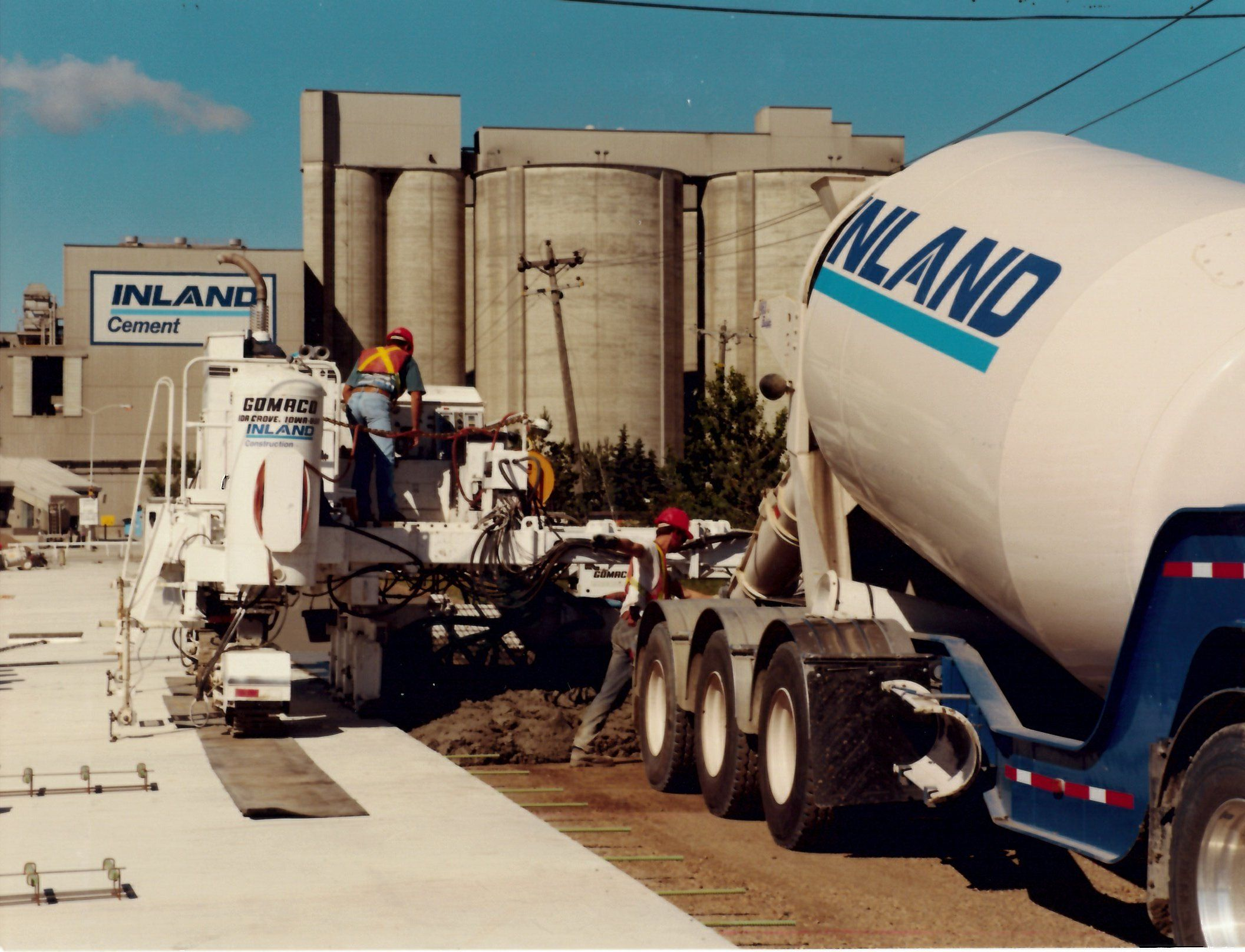 HeidelbergCement acquires Canadian operations in 1993 #CementEmpire #NAMConstruction