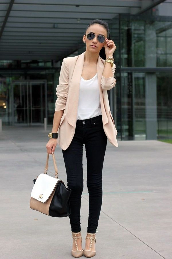 Be The Perfect Office Women 40 Business Looks Fall Fashion