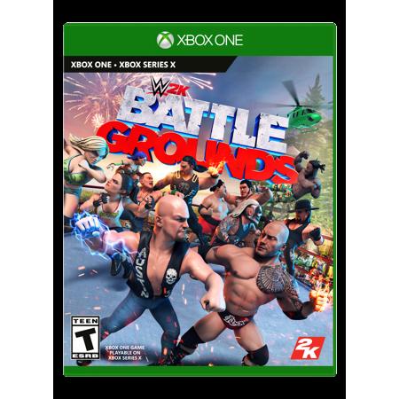 Wwe 2k Battlegrounds 2k Xbox One 710425595974 Walmart Com Xbox One Xbox One Games Wwe 2k