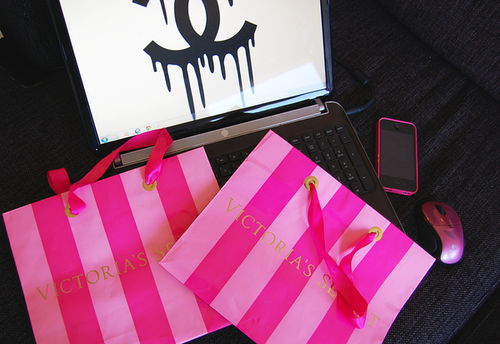 Chanel and Victoria's Secret! My favorite! <3