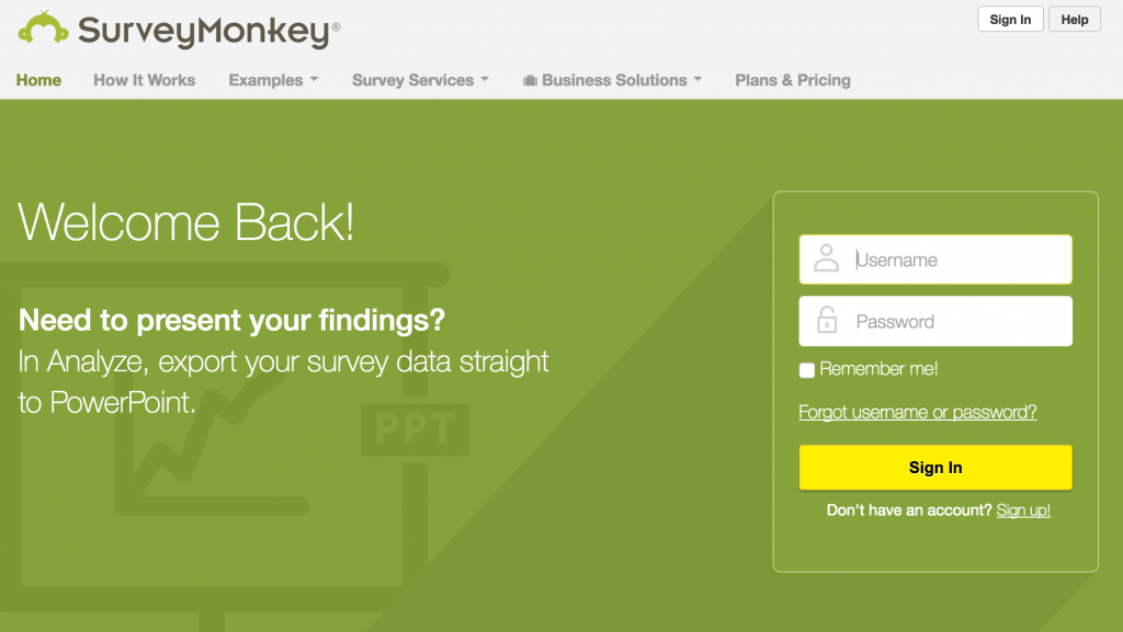How To Survey Customers Using Surveymonkey Business Solutions