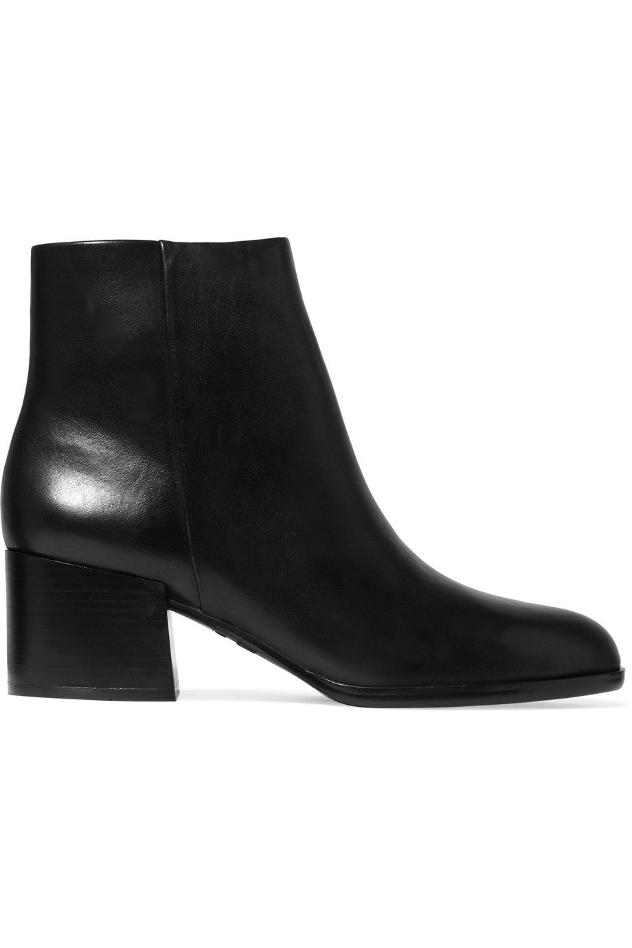 27c4caa9c30cef SAM EDELMAN Joey leather ankle boots.  samedelman  shoes  boots ...