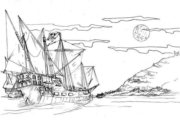 Pirate femme recherche google pirate pinterest - Pirata immagini da colorare i pirati ...