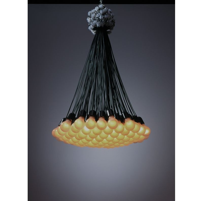 Rody graumans chandelier 85 lamps droog design netherlands rody graumans chandelier 85 lamps droog design netherlands aloadofball Choice Image
