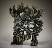 Edge Sculpture Green Man