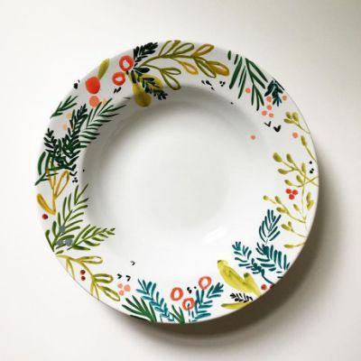 1000+ ideas about Ceramic Painting #ceramiccafe