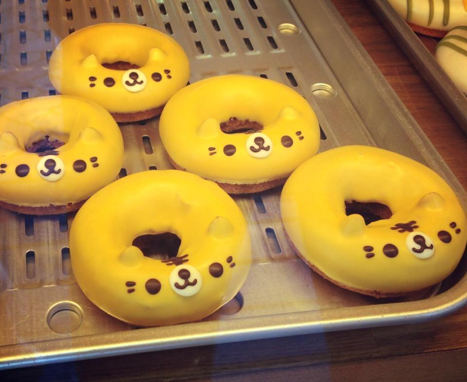 Floresta donuts! www japanlover me   I am a JapanLover
