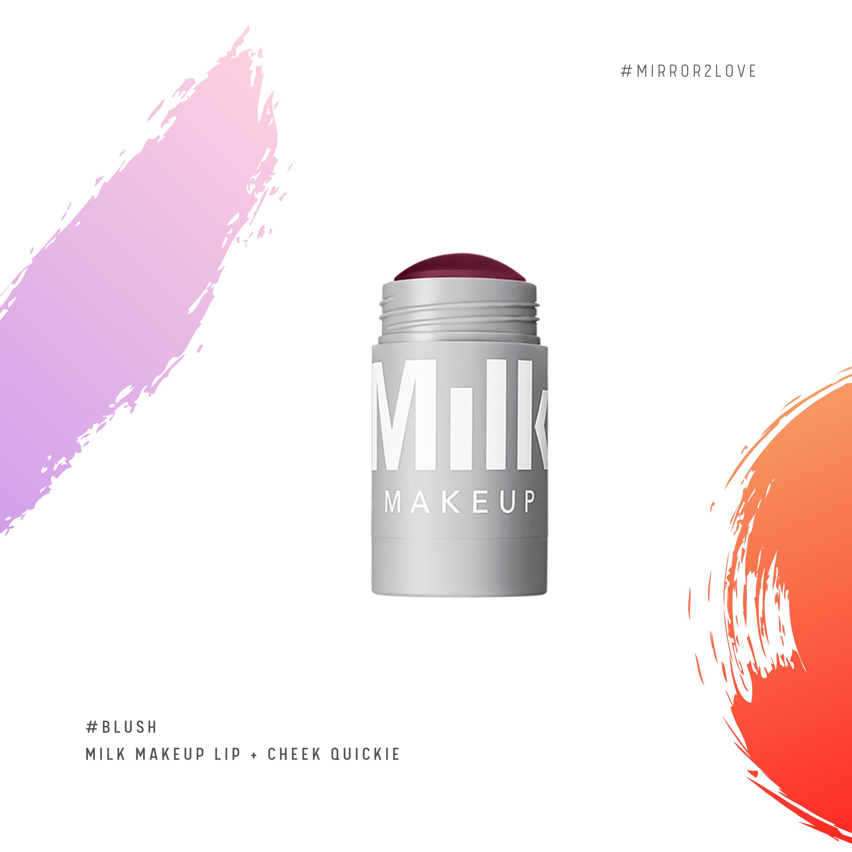 Milk Makeup Lip.Cheek Quickie in 2020 Milk makeup, Lip