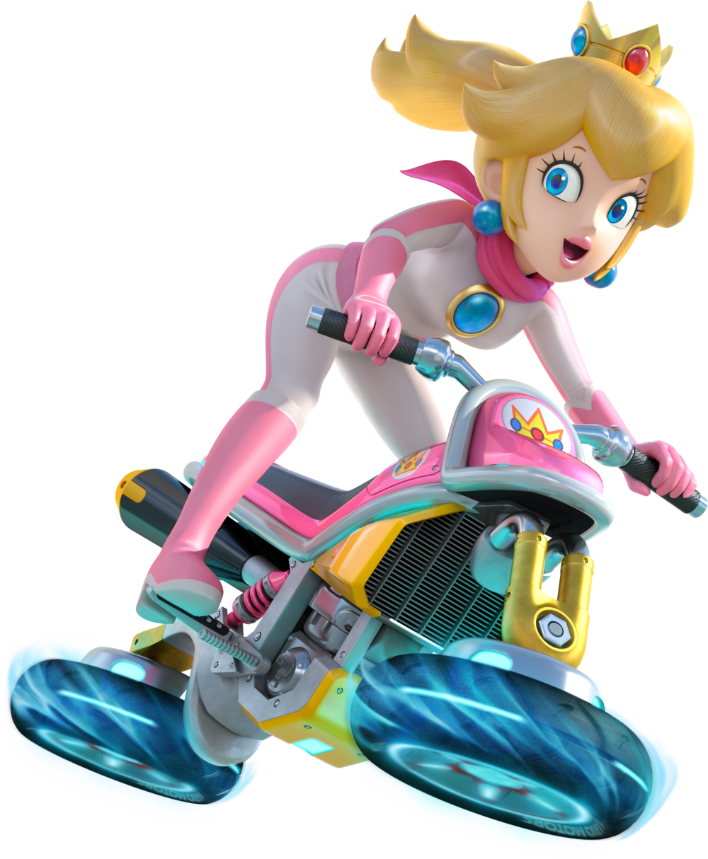 Princess Peach Peach Mario Princess Peach Mario Kart Peach Mario Kart