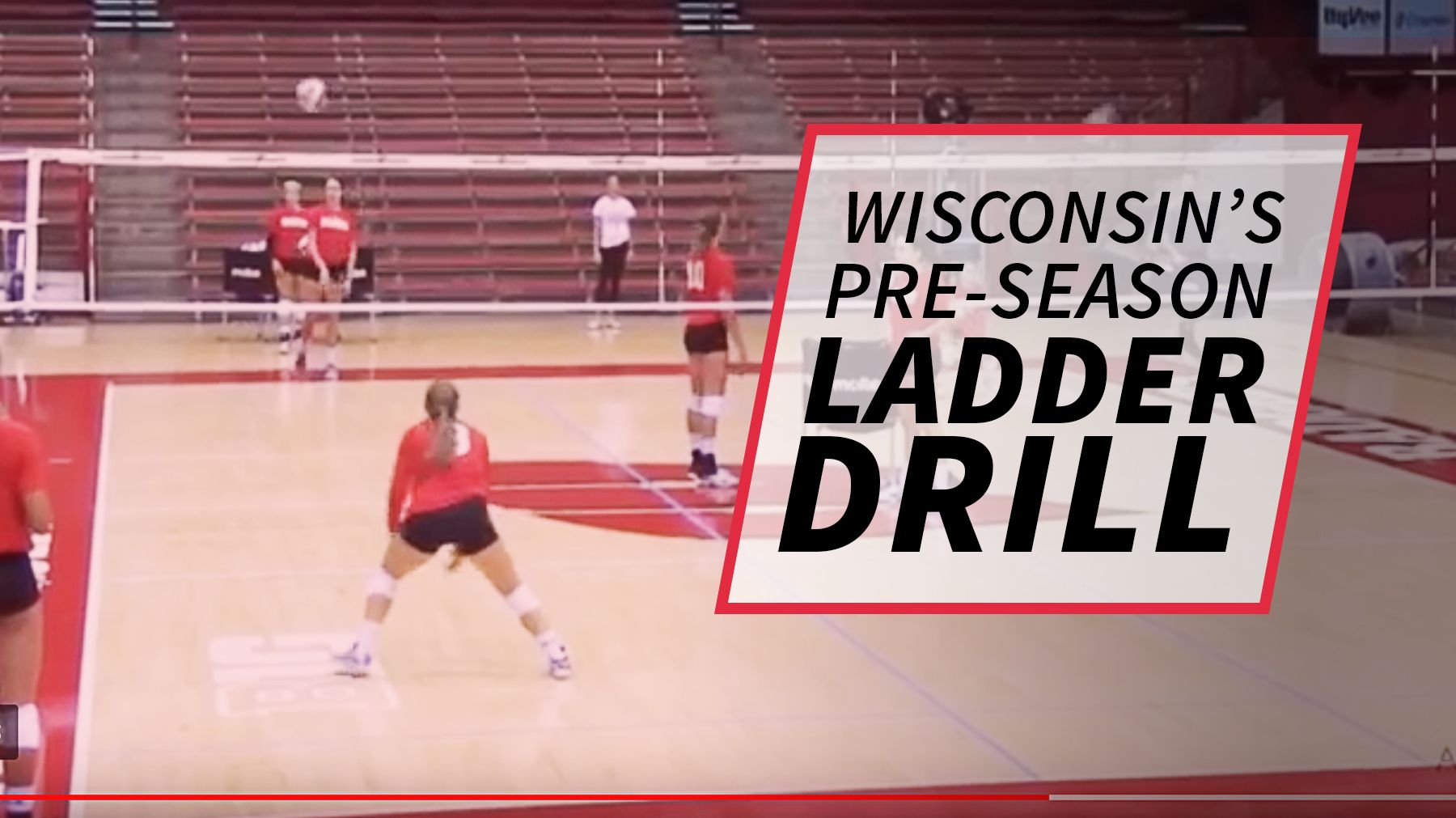Pre Season Drill For Serving Passing Coaching Volleyball Volleyball Skills Volleyball Training