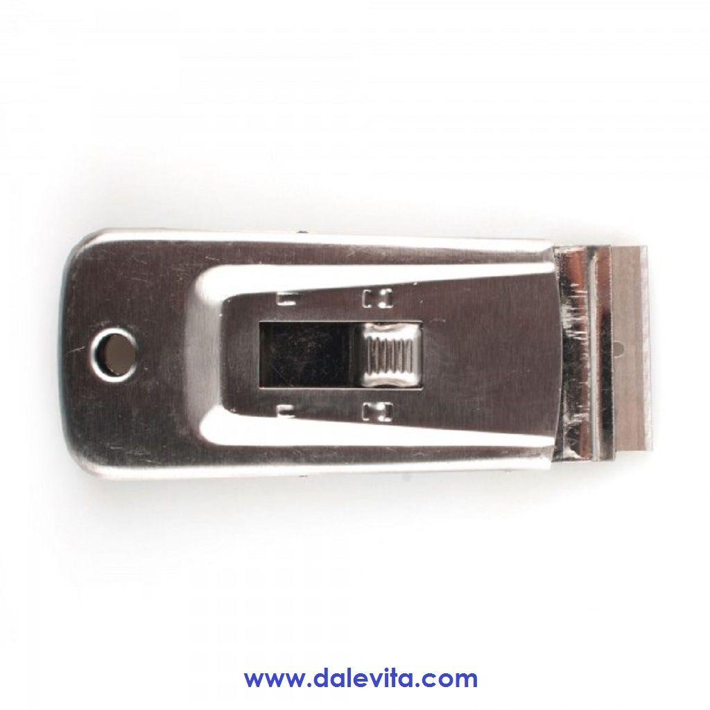 Ean 8425160055066 Color Cromado Estado Normal Embalaje Blister Tipo Para Vitroceramica Material Inox Cuchilla 17952 Vitroceramicas Rascador Metal