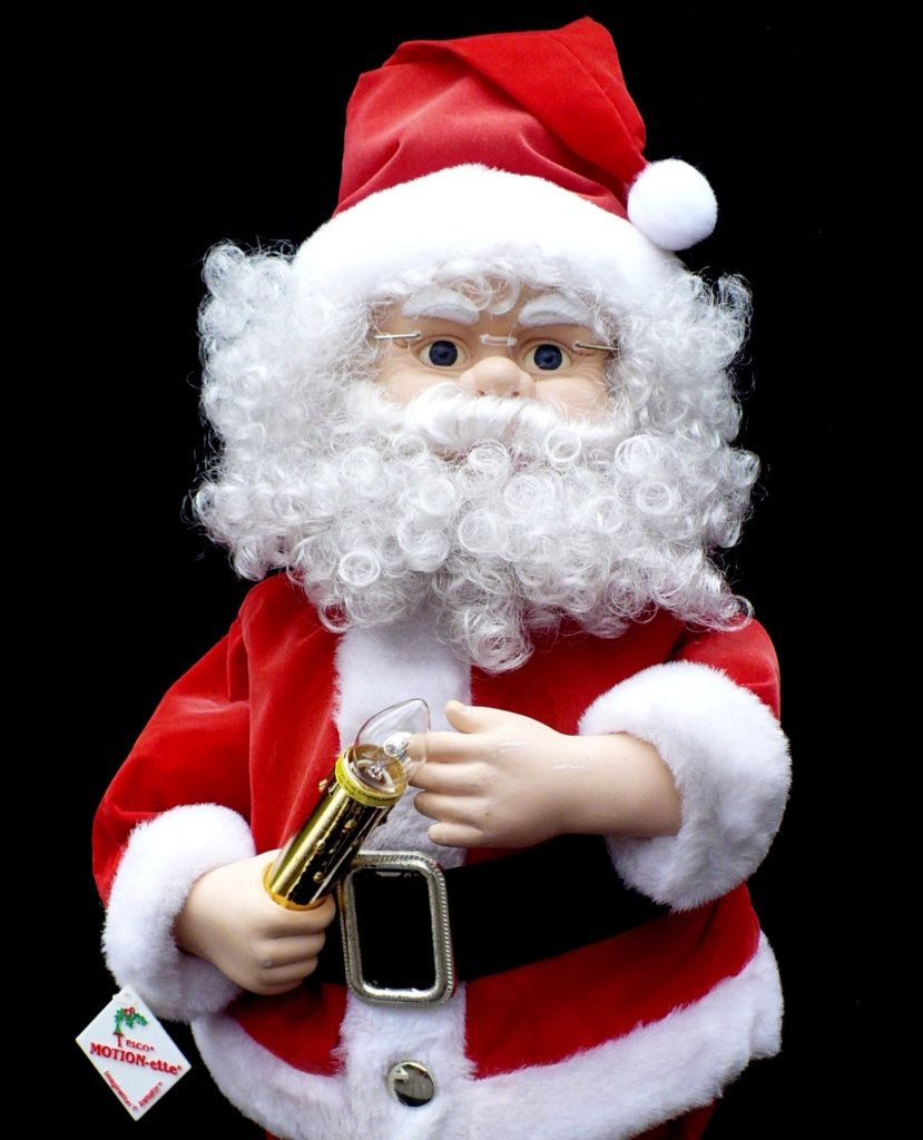 telco motionettes animated telco motionette santa claus with