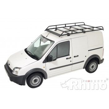 Rhino Modular Roof Rack Ford Transit Connect Lwb High Roof Twin