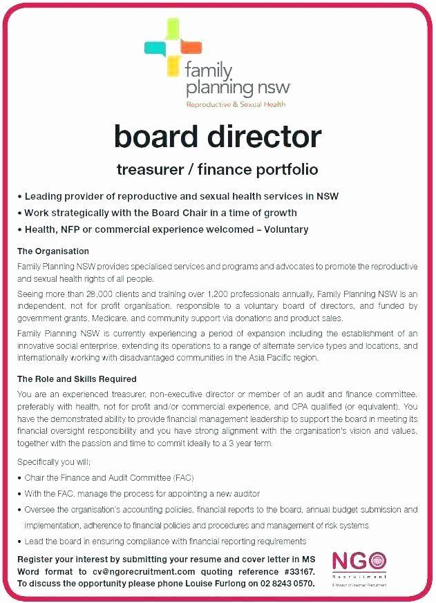 Board Of Directors Resume Beautiful 6 Best Board Directors Resume Example In 2020 Job Resume Samples Good Resume Examples Board Of Directors